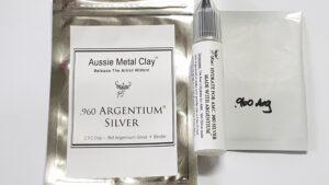 AMC .960 Silver w/ Argentium