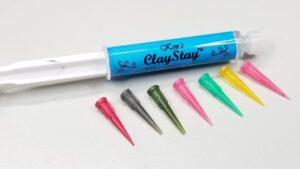 ClayStay Syringe Kit
