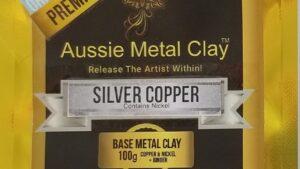 Silver Copper Origami