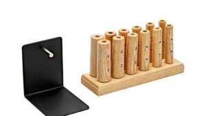 Wooden Ring Mandrel & Stand